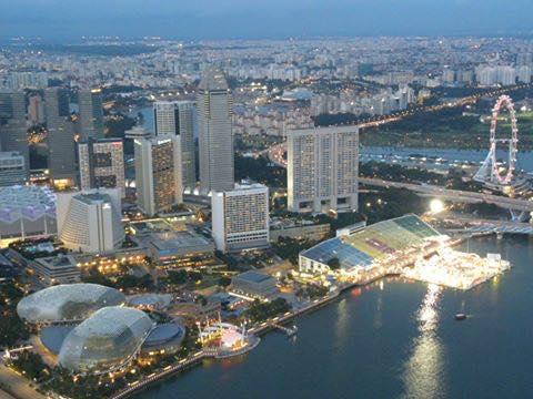 Singapore - Where I was born & raised